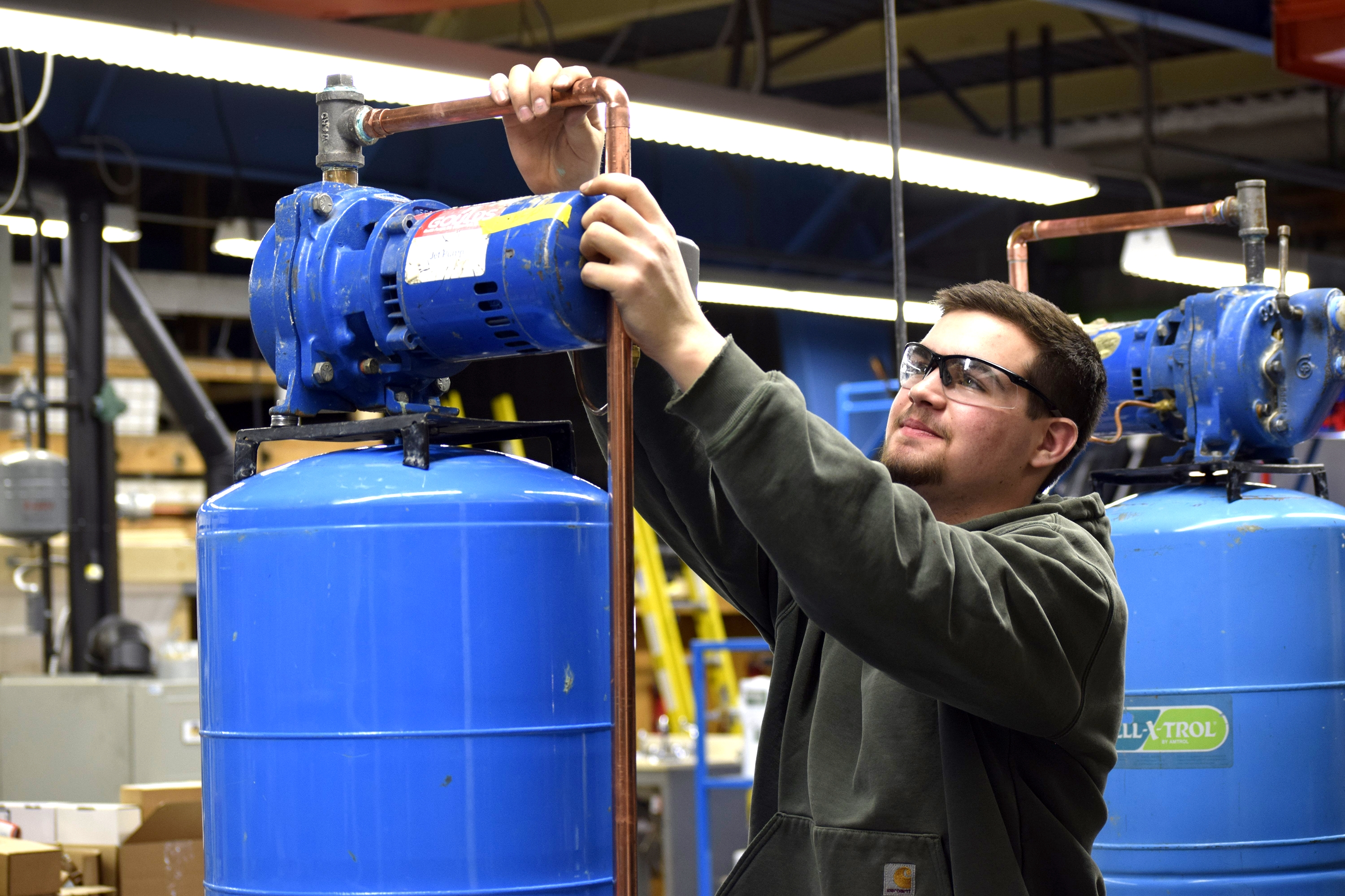Plumbing and Heating - Northern Maine Community College
